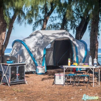 location tente camping 4 personnes La Réunion