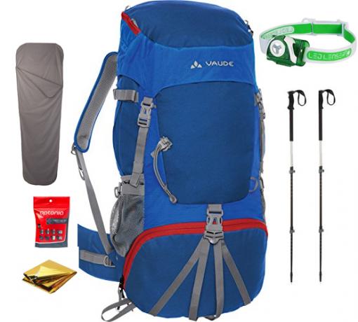 Location pack sac à dos 40L La Réunionv