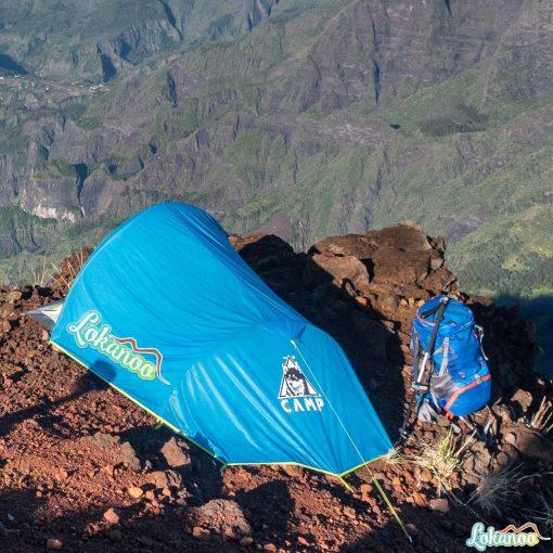 Location tente randonnée La Réunion 974