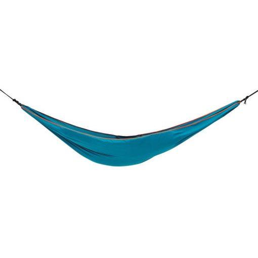 Hamac pour une personne Hamac en location pour une personne pour vos sorties à la plage, en camping, pour vos randonnées ou en bivouac. Il est disponible à la location chez Lokanoo