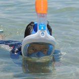 Masque randonnée aquatique